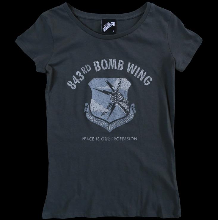 843RD BOMB WING STRATEGIC AIR COMMAND